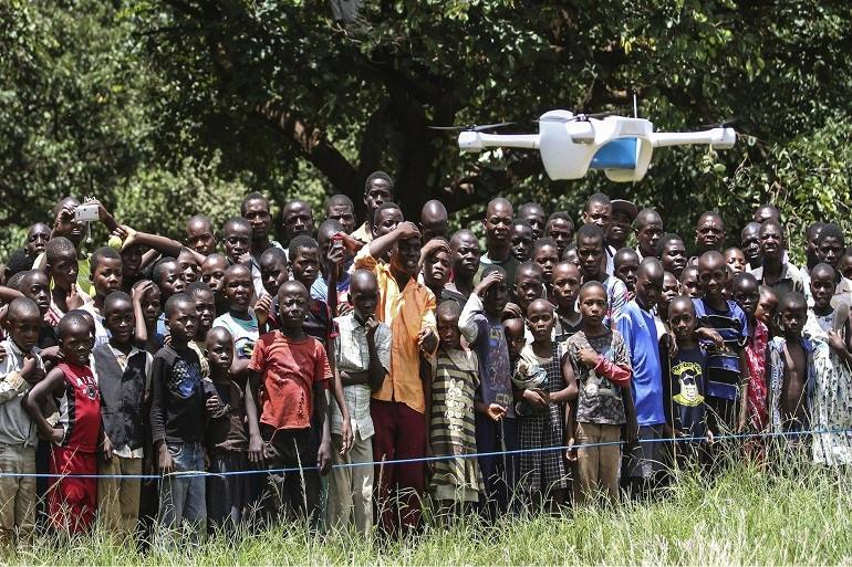 Kenya Is Opening Its Skies For The Commercial Use of Drones