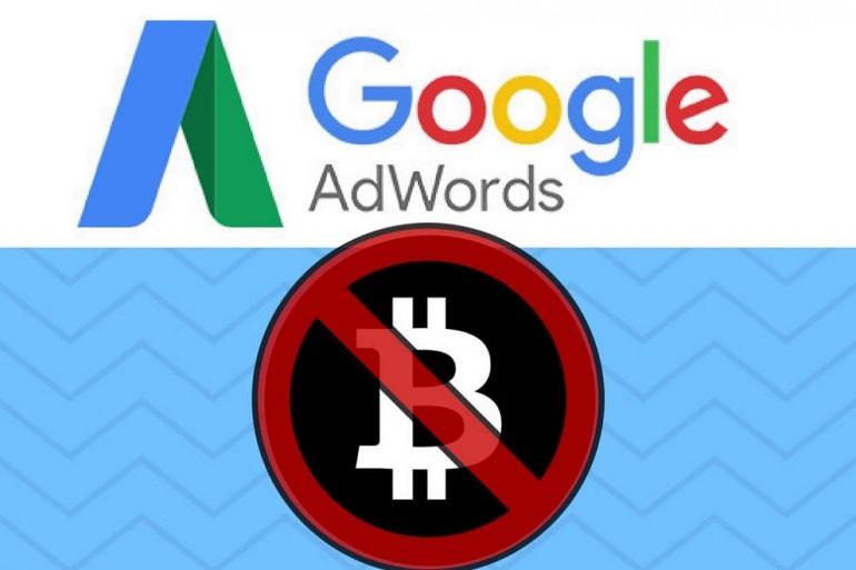 Google bans cryptos and ico ads
