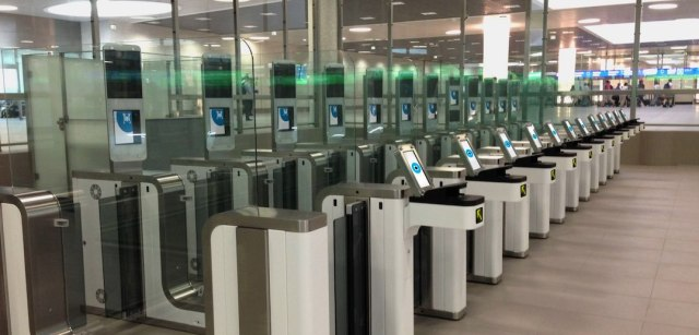 Biometric e-Gates at Ghana's Airport; An Emulative Innovation