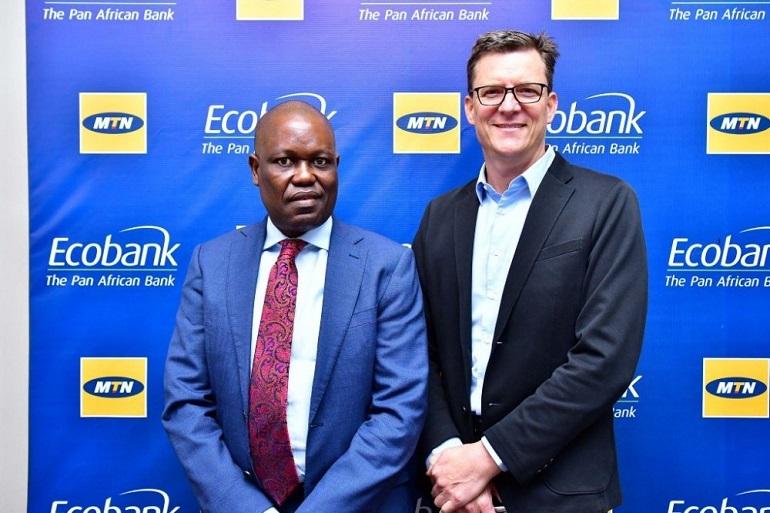 Ecobannk-MTN Mobile Money Partnership