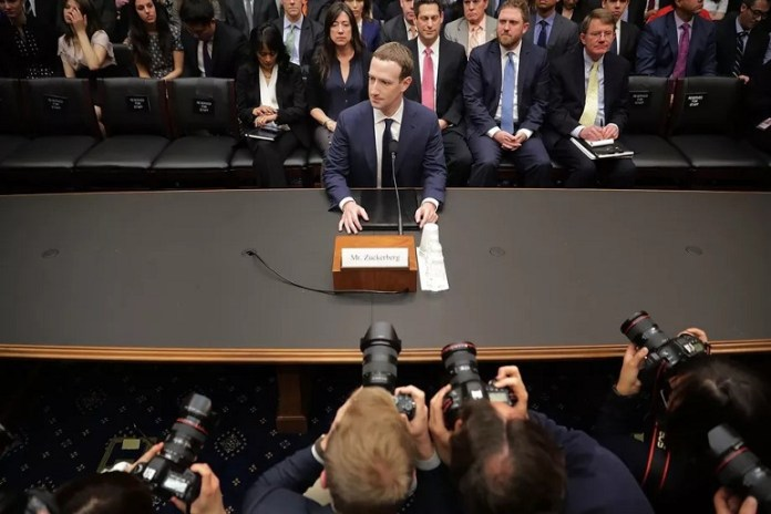 Lawmakers are asking if regulating facebook is an option