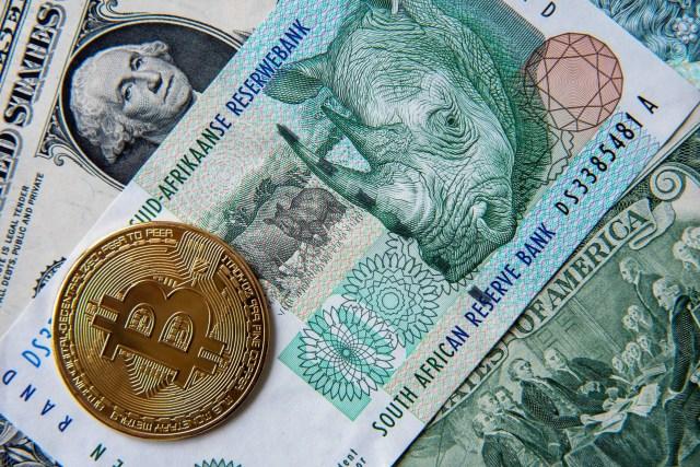 bitcoin rand)