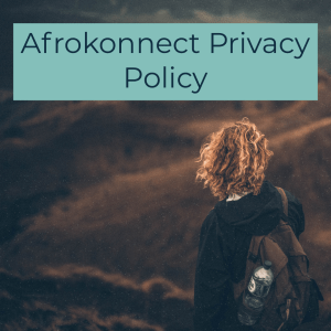Afrokonnect Privacy Policy