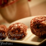 Candied Coconut – 9th Day of Christmas