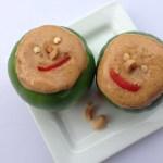 Garden Egg and Peanut Butter