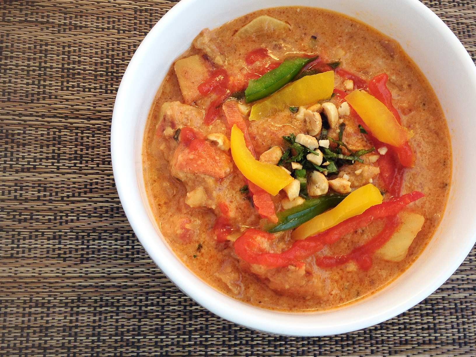 African Chicken Peanut Stew Recipe - Afrolems Nigerian Food Blog