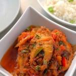 Nigerian Fish Stew