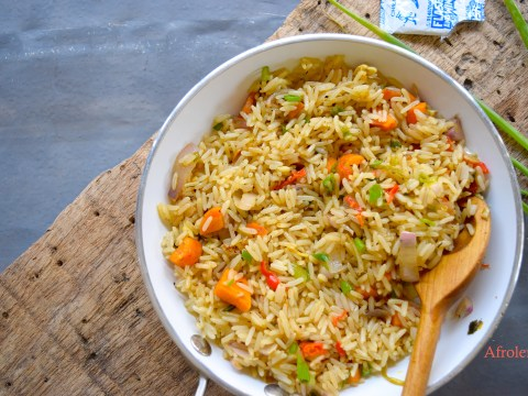 Indomie Fried Rice