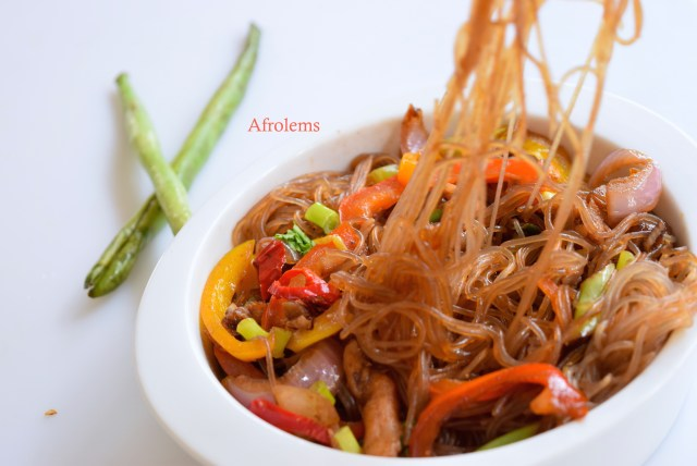 chinese noodles lagos