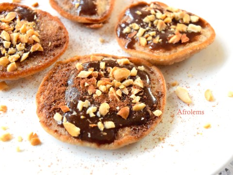 Nigerian dessert recipes archives afrolems nigerian food blog double chocolate milo pancakes forumfinder Images
