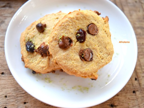 how to make plantain cookie