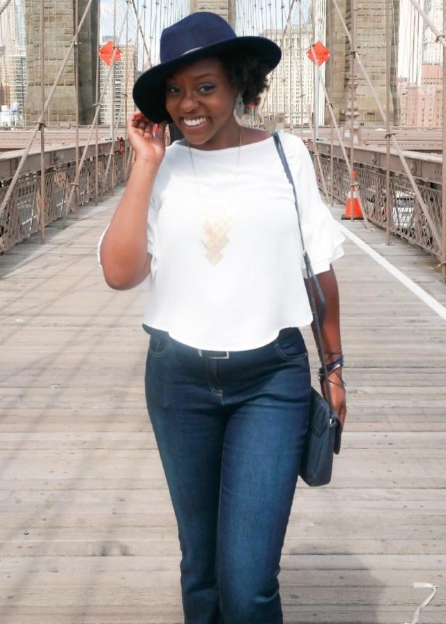 look-Defi-balsamik-jean-flare-WAM-Afrolidedechacha