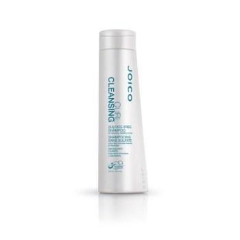 Shampoing sans sulfate pour des boucles saines et flexibles de Joico