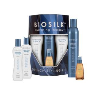 Gamme Hydrating Therapy Biosilk