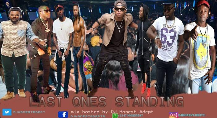 DJ Honest Adept Last Ones Standing Mix