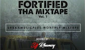 DJ Rhamzy UrbanMusicPlug Monthly Mixtape