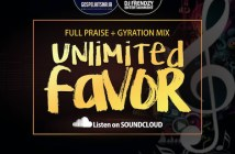 DJ Frendzy Unlimited Favour Gospel Mixtape