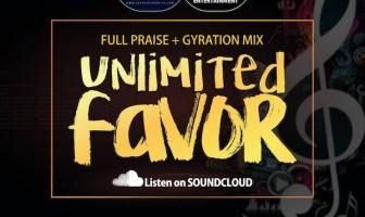 DJ Frendzy Unlimited Favour Gospel Mixtape