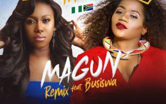 "Niniola – ""Magun"" Remix f. Busiswa"