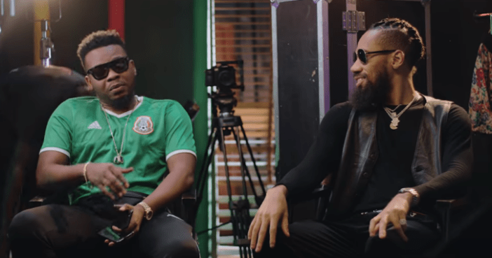 """Phyno – """"Onyeoma"""" ft. Olamide Video"""