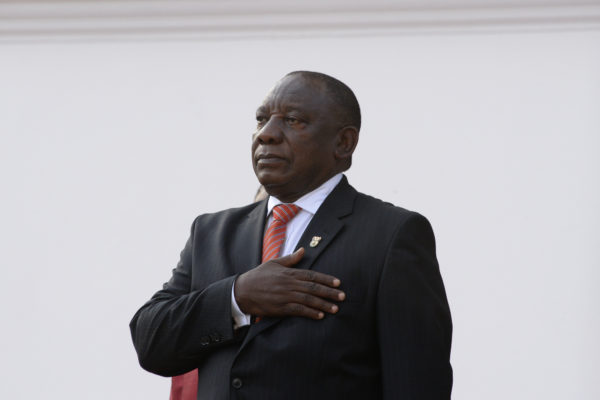 Ramaphosa: ANC officials charged with corruption must step down