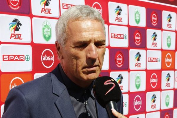Middendorp (Chiefs coach) regrets missed chances in Wits loss