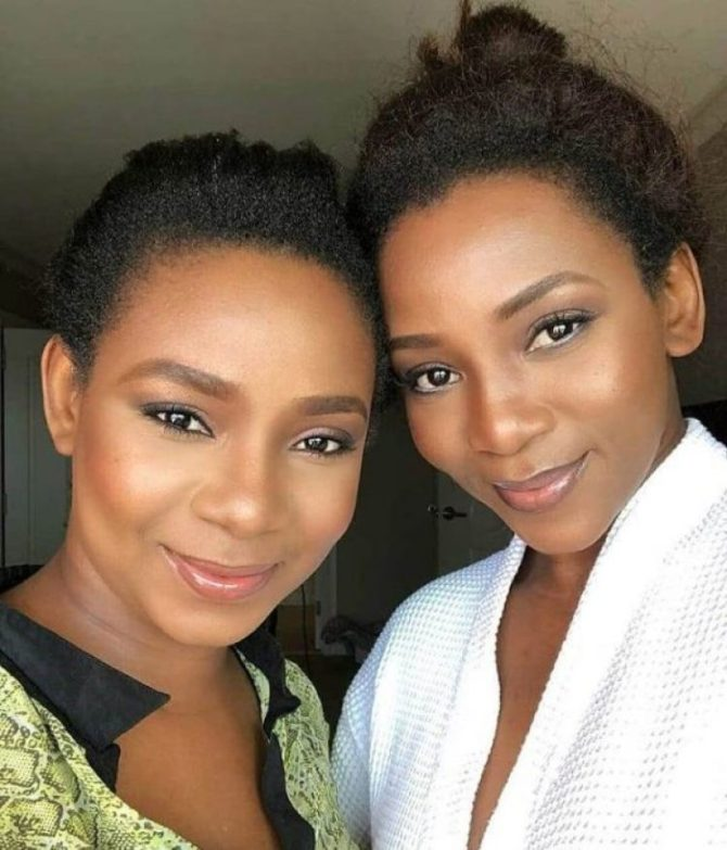Actress, Genevieve Nnaji reveals why she is scared of getting married