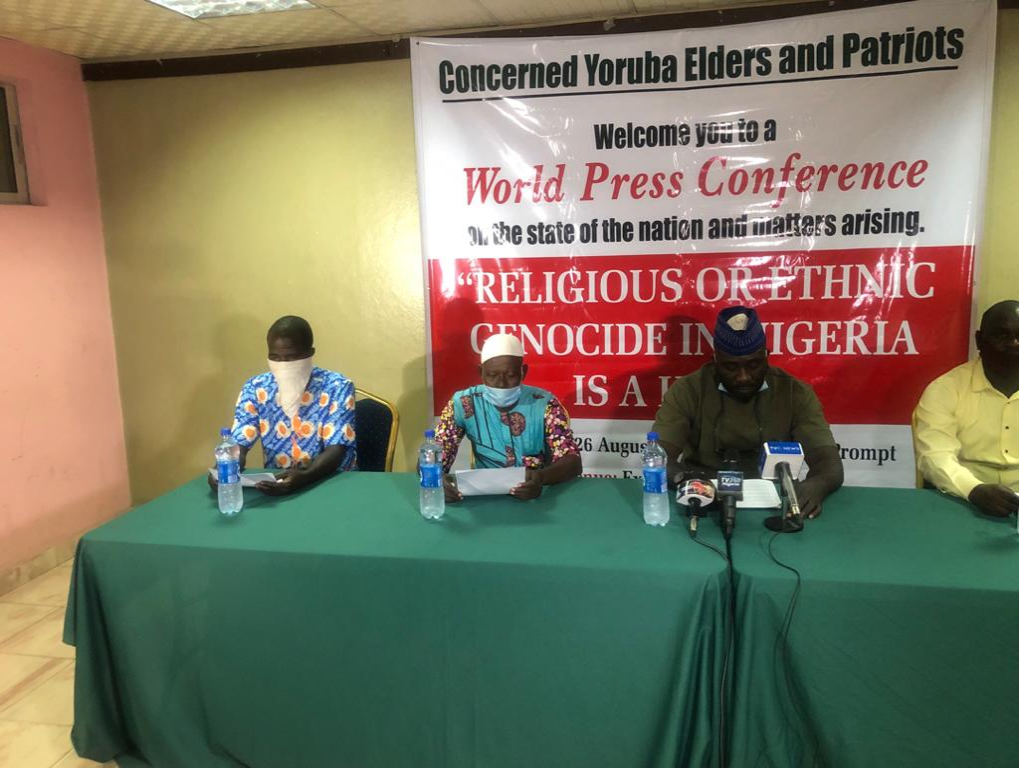 APPG report targeted at creating ethnoreligious divisions in Nigeria, Yoruba elders, patriots warn
