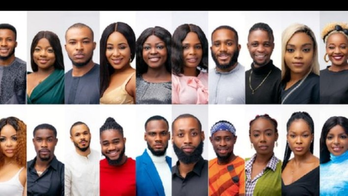 #BBNaija: See how viewers voted for their least favorite housemates at the first eviction show