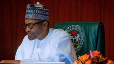 Buhari approves establishment of centre for control of arms