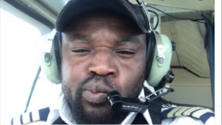 Identities of the pilot and co-pilot in the crashed Bell helicopter have been revealed