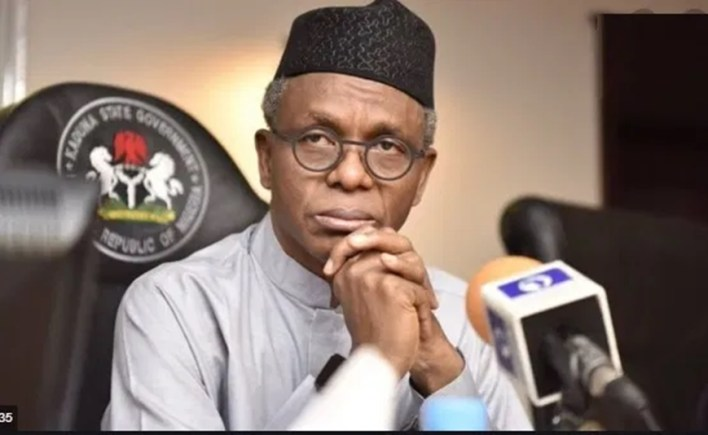 Kaduna state governor, Nasir El-Rufai, tests positive for Coronavirus