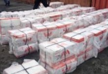NDLEA intercepts 607 cartons with over 11m tramadol tablets