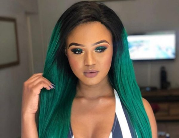 Babes Wodumo takes her talent back to the church – Watch