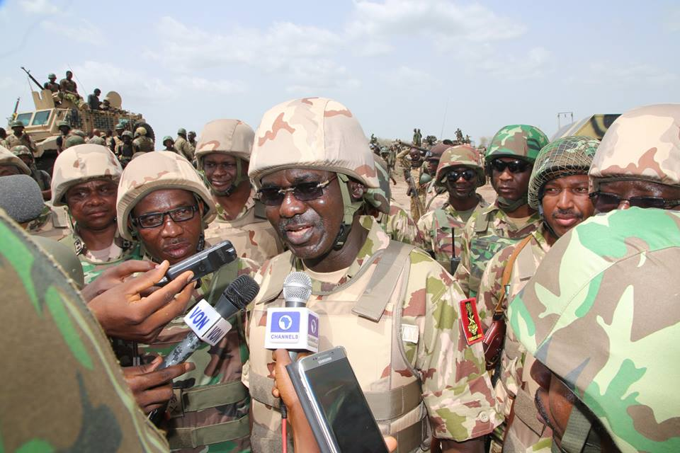 General Buratai and his Strategic Ministration to Nigeria