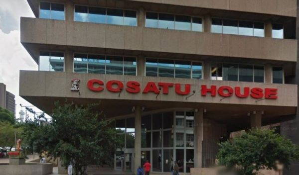 Cosatu in support of decision to suspend UIF management team