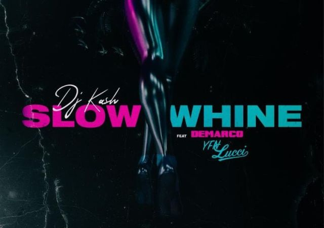 Dj Kash Ft. demarco & yfn lucci - Slow Whine