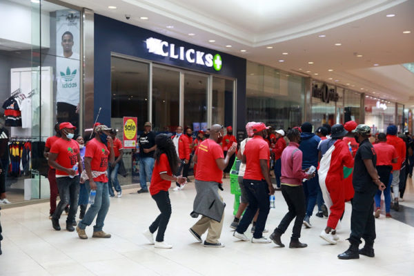 South Africans in support of product removal by TRESemmé