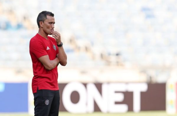 Davids cautions Pirates players against complacency