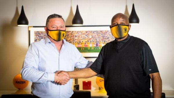 Hunt reveals his plans for Kaizer Chiefs
