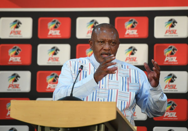 """""""No replacement for the Telkom Knockout in 2020/21'"""" says Irvin Khoza"""