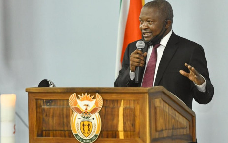 "Mabuza: ""Eskom will strengthen its leadership, accountability system"""