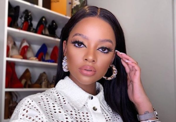 Mihlali reveals when she started having s*x