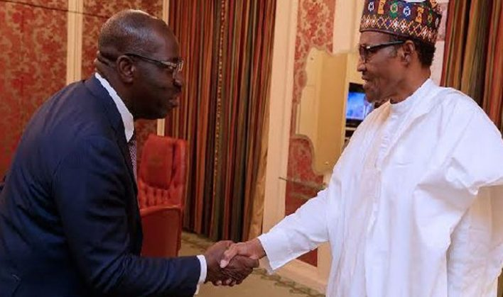 Edo Guber: Buhari reacts to Obaseki's victory