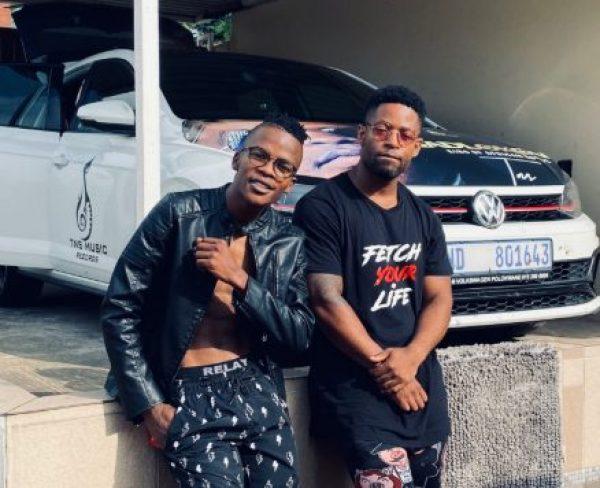 """Tns, focus on music, I don't want your brand to be like mine"" – Prince Kaybee"