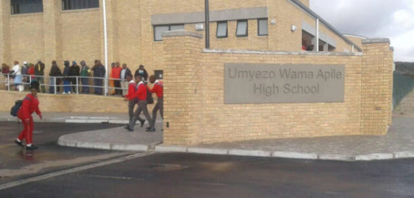Western Cape high school principal has died from a gunshot