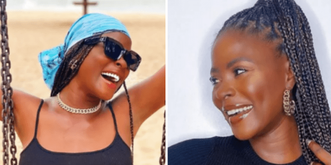 BBNaija's Khloe exposed on surgery bed during butt and hips enlargment