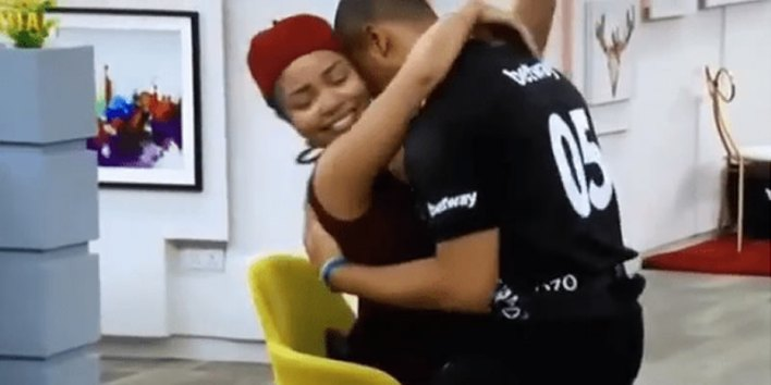 BBNaija Lockdown: Ozo reiterate his love for Nengi, reveals how desperate he is