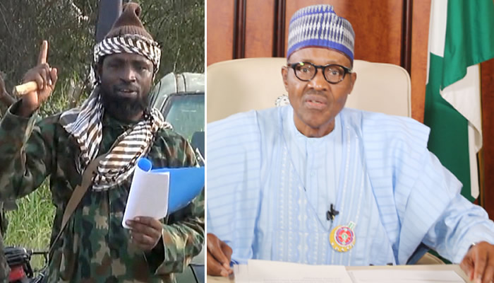 Buhari admits Boko Haram, Bandits terrorising Nigeria