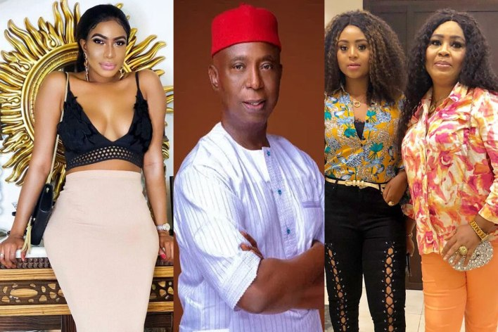 Chika Ike finally breaks silence after allegedly accused of trying to snatch Regina Daniel's husband, Ned